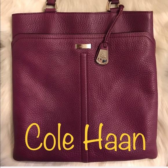 5a8da9afac1 Cole Haan Bags | Purple Bag | Poshmark